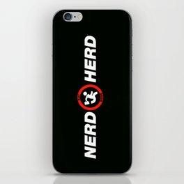 Nerd Herd iPhone Skin