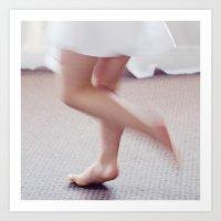 Tiny Dancer Art Print