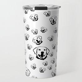 Labrador Retriever Dog Travel Mug