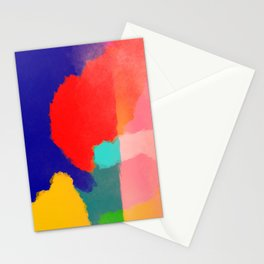 Paint III Stationery Cards