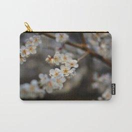 Korean Plum Blossoms Carry-All Pouch