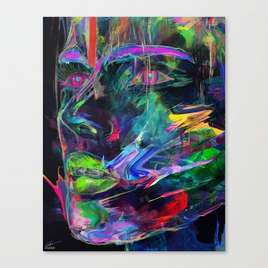 Ecru Canvas Print