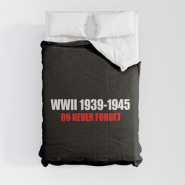 Commemoration WW2 1939-1945 Comforters