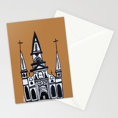 I Heart St. Louis Cathedral  Stationery Cards