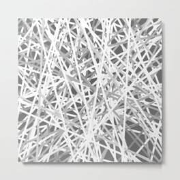 Kerplunk Extended Inverted Metal Print