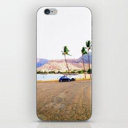 old school hawaii iPhone Skin