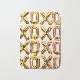 I Love You Like X O Bath Mat