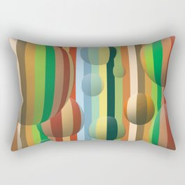 Alpha Orbs Classic Rectangular Pillow