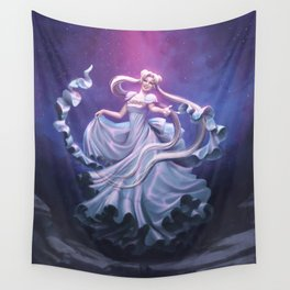 Princess Serenity Wall Tapestry
