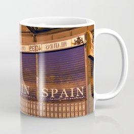 MERCATO ANTICO - VALENCIA - ESPANA Coffee Mug