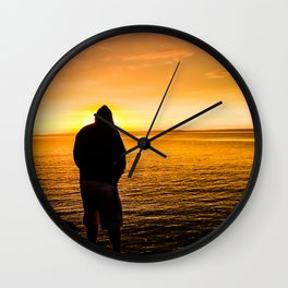 Longest Day Wall Clock