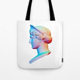 Head from The Barberini Hera Tote Bag