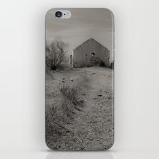 The house of Fear iPhone & iPod Skin