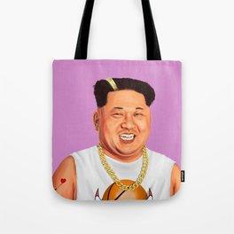 HIPSTORY - Kim Jong Un Tote Bag