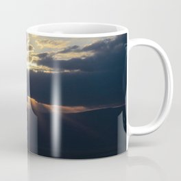 Sunrise over the Dead Sea Coffee Mug