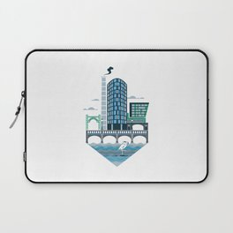 Welcome to the Riverside Quarter Laptop Sleeve