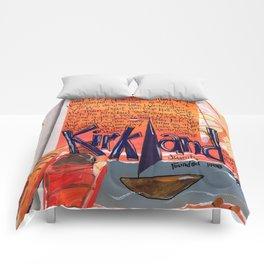 Kirkland Washington Comforters