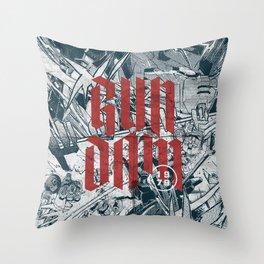 Gundam Throw Pillow