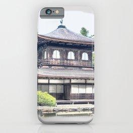 ginkaku ji temple japan iPhone Case