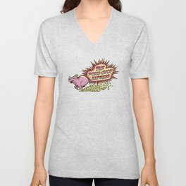 Pork-Chop Express - Big Trouble In Little China Unisex V-Neck