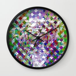 For when the segmentation resounds, abundantly. 08 Wall Clock