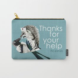 Thank for your help (GREFA) Carry-All Pouch