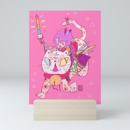 Maneki Mini Art Print