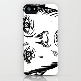Miley C. iPhone Case