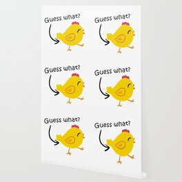 Humor and Funny: Guess What? Chicken Butt! Wallpaper