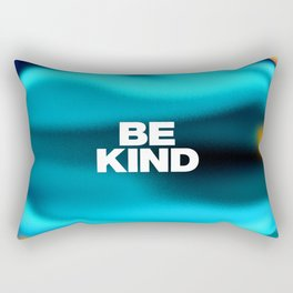 The Future Is Kindness 2 Rectangular Pillow