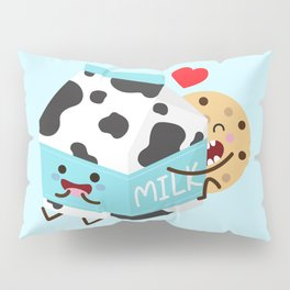 Milk and Cookie Pillow Sham