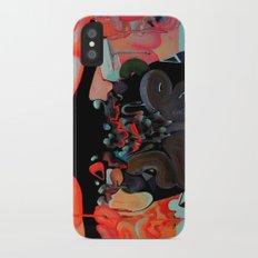 MALE GAZE iPhone X Slim Case