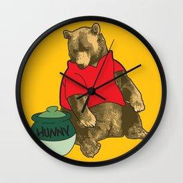 Pooh! Wall Clock