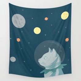 Dreaming about Space Wall Tapestry