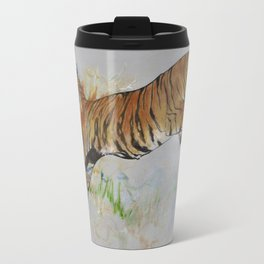 Coloring In The Lines Travel Mug