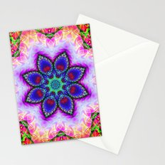 Floral Fantasia Stationery Cards