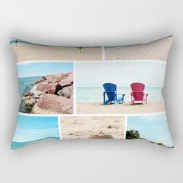 AFE Summer Vibes Rectangular Pillow