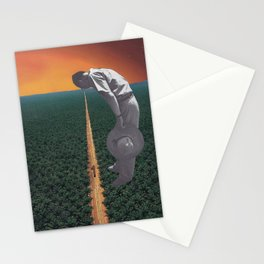 Lazers In The Jungle Stationery Cards