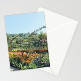 Monet's Garden Stationery Cards