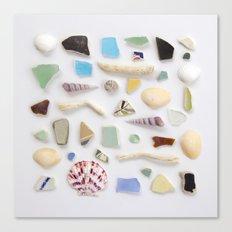 Ocean Study No. 2 Canvas Print