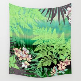 Cool Tranquility Wall Tapestry