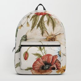 Wildflower Bouquet Backpack