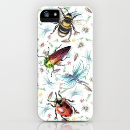 Insectopia iPhone Case