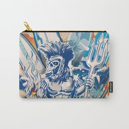 warrior surfer Carry-All Pouch