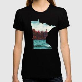 Minnesota-Split Rock Lighthouse at Lake Superior T-shirt