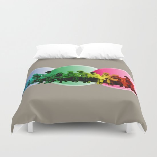Rainbow 2015 Duvet Cover