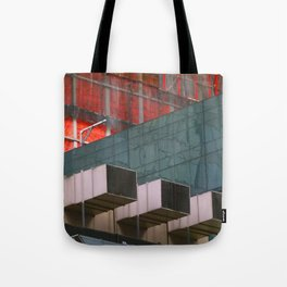 Manhattan Windows - Construction Tote Bag