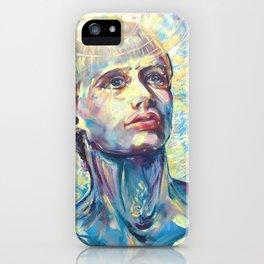 San Francesco, Saint Francis of Assisi, portrait of the saint, iPhone Case