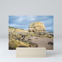Marsden Rock, Whitburn, Sunderland Mini Art Print