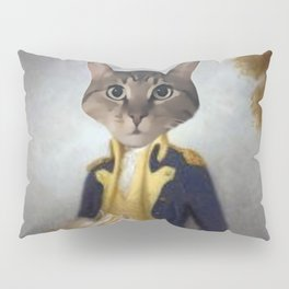 George Washington Kitty Cat Pillow Sham